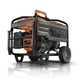 Generac 6825 XC6500E 6,500 Watt Gas Portable Generator with Electric Start (Non-CARB)