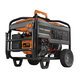Generac 6827 XC8000E 8,000 Watt Gas Portable Generator with Electric Start (CARB)