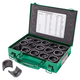 Factory Reconditioned Greenlee FCEKD12CU 15-Piece 12 Ton Crimping Die Set