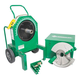 Factory Reconditioned Greenlee FCE555RSC Electric Bender with 28008 1/2 in. - 2 in. Rigid Shoes