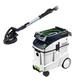 Festool P48571579 Planex Drywall Sander with CT 48 E 12.7 Gallon HEPA Dust Extractor