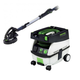 Festool PN571579 Planex Drywall Sander with CT MINI 2.6 Gallon HEPA Mobile Dust Extractor