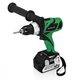 Hitachi DS18DBL 18V Cordless HXP Lithium-Ion 1/2 in. Brushless Motor Drill Driver Kit