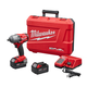 Factory Reconditioned Milwaukee 2861-82 M18 FUEL 18V Lithium-Ion 1/2 in. Mid-Torque Impact Wrench Kit with Friction Ring Anvil