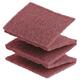 Festool 201115 100 Grit Vlies Abrasive Pad (25-Pack)
