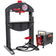 Edwards HAT4010 40 Ton Shop Press with 230V 1-Phase Porta-Power Unit