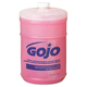 GOJO Industries 1845 Thick Pink Antimicrobial Lotion Soap, Floral, 1gal Bottle, 4/Carton