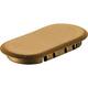 Festool 201356 Domino XL Anchor Tan Cover Cap (32-Pack)
