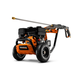 Generac 6924 3,600 PSI 2.4 GPM Gas Pressure Washer