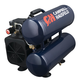 Campbell Hausfeld DC040000 4 Gallon Oil-Lube Twinstack Compressor