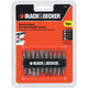 Black & Decker 71-081 Double Ended Screwdriving Bit Set