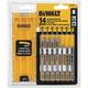 Dewalt DW3742C 14-Piece T-shank Jigsaw Blade Set
