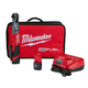 Milwaukee 2557-22 M12 FUEL 3/8 in. Ratchet 2 Battery Kit