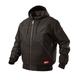 Milwaukee 254B-S GRIDIRON Hooded Jacket (Black), Small