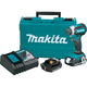 Factory Reconditioned Makita XDT13R-R 18V LXT Lithium-Ion Brushless 1/4 in. Hex Impact Driver Kit (2.0 Ah)