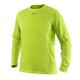 Milwaukee 411HV-M WORKSKIN Light Weight Performance Long Sleeve Shirt (High Visbility), Medium