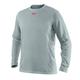 Milwaukee 411G-S WORKSKIN Light Weight Performance Long Sleeve Shirt (Gray)