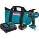 Makita XFD061 18V LXT Lithium-Ion Brushless Compact 1/2 in. Cordless Drill Driver Kit (3 Ah)