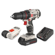 Factory Reconditioned Porter-Cable PCCK601LAR 20V Cordless Lithium-Ion 1/2 in. Drill Driver Kit