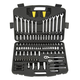 Stanley 94-376 145 Piece Socket and Ratchet Set