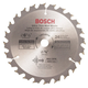 Bosch CBCL624A 6-1/2 in. 24 Tooth Circular Saw Blade