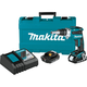 Makita XSF04R 18V LXT Lithium-Ion Compact Brushless Cordless 2,500 RPM Drywall Screwdriver Kit (2.0Ah)