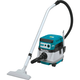 Makita XCV06Z 18V X2 LXT Lithium-Ion (36V) Brushless Cordless 2.1 Gallon Wet/Dry Dust Extractor/Vacuum, Tool Only