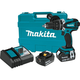 Makita XFD03M 18V LXT Lithium-Ion Cordless 1/2 in. Driver-Drill Kit (4.0Ah)