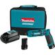 Makita TD022DSE 7.2V 1.5 Ah Cordless Lithium-Ion Impact Driver Kit