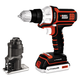 Factory Reconditioned Black & Decker BDCDMT120JSR 20V MAX Cordless Lithium-Ion Matrix Drill and Jig Saw Combo Kit