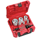 Milwaukee 49-22-4145 10-Pc Plumbers Ice Hardened Hole Saw Kit