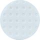 Makita T-02668 5-1/2 in. Hook and Loop Foam Polishing Pad (White)