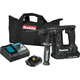 Makita XRH06RB 18V LXT 2.0 Ah Cordless Lithium-Ion Brushless Sub-Compact 11/16 in. Rotary Hammer Kit
