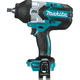 Makita XWT08XVZ 18V LXT Cordless Lithium-Ion Brushless High Torque 1/2 in. Drive Utility Impact Wrench