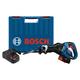 Bosch GSA18V-125K14 18V EC Brushless 1-1/4 In.-Stroke Multi-Grip Reciprocating Saw Kit with CORE18V Battery
