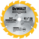 Dewalt DW9155 6-1/2 in. 18 Tooth Circular Saw Blade