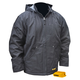 Dewalt DCHJ076B-L 20V MAX Black Duck Mens Heated Jacket -L