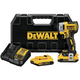 Dewalt DCF888D2 20V MAX XR 2.0 Ah Cordless Lithium-Ion Brushless Tool Connect 1/4 in. Impact Driver Kit