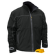 Dewalt DCHJ072B-M 20V MAX Li-Ion G2 Soft Shell Heated Work Jacket (Jacket Only) - Medium