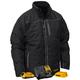 Dewalt DCHJ075D1-3X 20V MAX Li-Ion Quilted/Heated Jacket Kit - 3XL