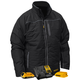 Dewalt DCHJ075D1-L 20V MAX Li-Ion Quilted/Heated Jacket Kit - Large