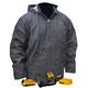 Dewalt DCHJ076D1-S 20V MAX Li-Ion Hooded Heated Jacket Kit - Small