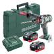 Metabo 602355620 BS 18 LTX-3 BL Q I 2x 5.5Ah LiHD 3-Speed Brushless Drill Kit