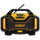 Factory Reconditioned Dewalt DCR025R Cordless Lithium-Ion Bluetooth Radio & Charger (Tool Only)