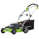 Greenworks 2507602 Greenworks MO12B00 12AMP 20 in. Brushless Mower