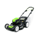 Greenworks 2502402T Greenworks MO80L00 80V Self-Propelled 21 in. Brushless Mower