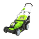 Greenworks 2507502 Greenworks MO10B00 10AMP 17 in. Brushless Mower
