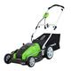 Greenworks 2507702 Greenworks MO13B00 13AMP 21 in. Brushed Push Mower