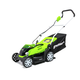 Greenworks 2506302 Greenworks MO40B00 G-MAX 40V 14 in. Lawn Mower (Bare Tool)