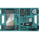 Makita D-37144 71 Pc. Metric Bit and Hand Tool Set